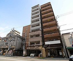 京都府京都市下京区七条通新町西入夷之町の賃貸マンションの外観