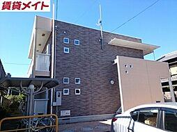 近鉄名古屋線 津駅 徒歩8分の賃貸アパート