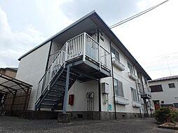 堀井コーポ[2階]の外観