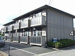 メゾン平松ラ・フォンテーヌ1[2階]の外観