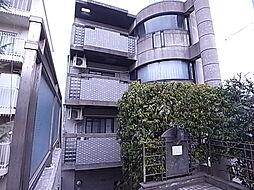 シェルハウス[2階]の外観
