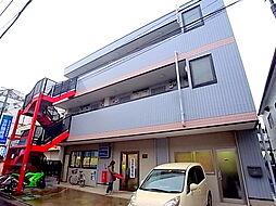 SSフラット[2階]の外観