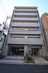 大阪府大阪市北区本庄西3丁目の賃貸マンションの外観