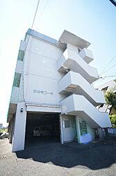 東林寺コーポ[4階]の外観