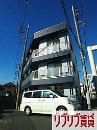 千葉県千葉市稲毛区穴川3の賃貸マンションの外観