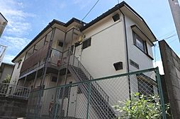 千葉県市川市八幡4丁目の賃貸アパートの外観