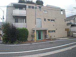 東京都世田谷区代沢5丁目の賃貸マンションの外観