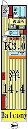 西新井駅 11.6万円