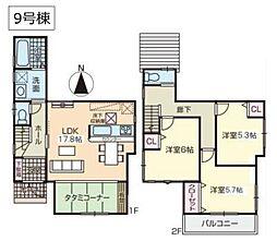 一分駅 2,190万円
