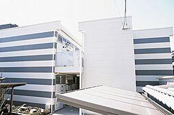 レオパレスイン京都[116号室]の外観
