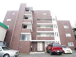 神奈川県相模原市中央区由野台1丁目の賃貸マンションの外観