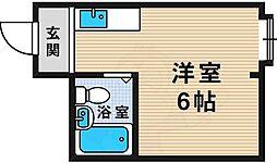 寺田町駅 2.2万円