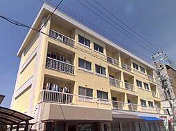 兵庫県神戸市東灘区魚崎北町2丁目の賃貸マンションの外観