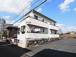 上田コーポ[307号室]の外観