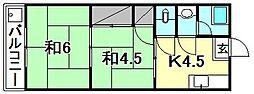 道後公園駅 2.0万円