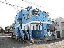 コーポセントポーリア県庁前[1階]の外観