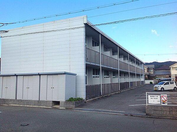 レオパレスヴェルタ 2階の賃貸【兵庫県 / 赤穂市】