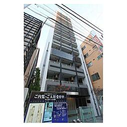 レグラス川崎[9階]の外観