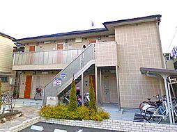 大阪府松原市天美東6丁目の賃貸アパートの外観