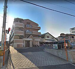セーヌ東岸和田[202号室]の外観