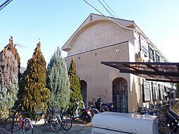 ラファエロ[2階]の外観