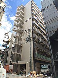エステムコート難波WESTSIDEⅢドームシティ[3階]の外観