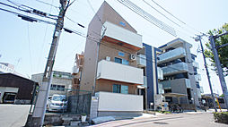 兵庫県神戸市長田区苅藻通7丁目の賃貸アパートの外観