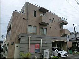 埼玉県さいたま市浦和区上木崎5丁目の賃貸マンションの外観