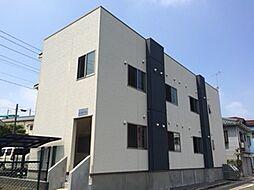 グランブルー[2階]の外観