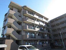 サニー・プレスキャッスルA[4階]の外観