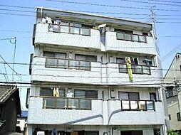 大阪府大阪市平野区平野本町4丁目の賃貸マンションの外観
