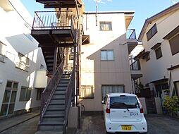 埼玉県川口市上青木西4丁目の賃貸マンションの外観