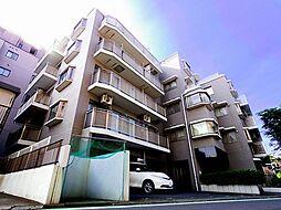 日新けやき台マンション[1階]の外観