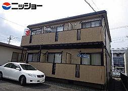 ビバ花田A棟[2階]の外観