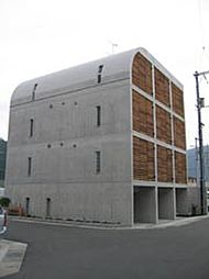 広島県呉市広古新開8丁目の賃貸マンションの外観