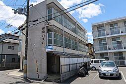 崎山ハイム[203号室]の外観