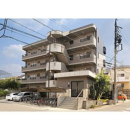 愛知県名古屋市名東区高針原2丁目の賃貸マンションの外観