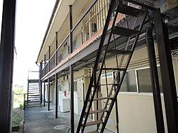 愛知県清須市朝日五条の賃貸アパートの外観