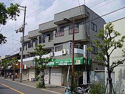 川元ハイツ[2B号室]の外観