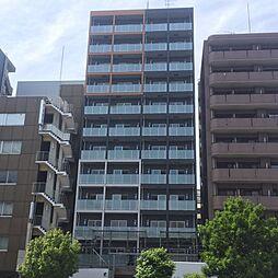 クラリッサ川崎グランデ[9階]の外観