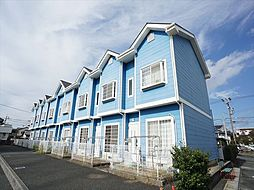 [テラスハウス] 静岡県浜松市中区幸4丁目 の賃貸【/】の外観