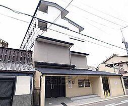 京都府京都市中京区亀屋町の賃貸アパートの外観