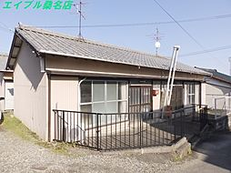 三重県桑名市大字東方の賃貸アパートの外観