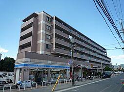 兵庫県伊丹市東野6丁目の賃貸マンションの外観