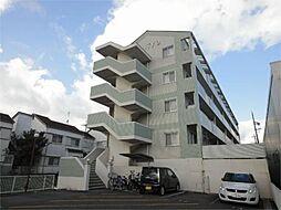 滋賀県大津市松山町の賃貸マンションの外観