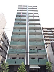 クリスタルグランツ北堀江[10階]の外観