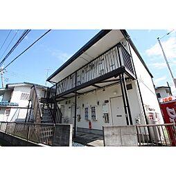 古松台ハイツC[1階]の外観