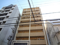 スワンズコート新神戸[602号室]の外観
