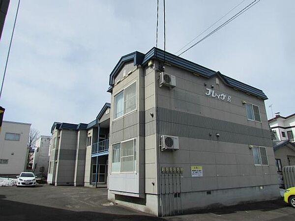 ブレイヴB棟 1階の賃貸【北海道 / 旭川市】