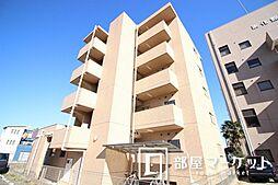 愛知県豊田市昭和町2丁目の賃貸マンションの外観